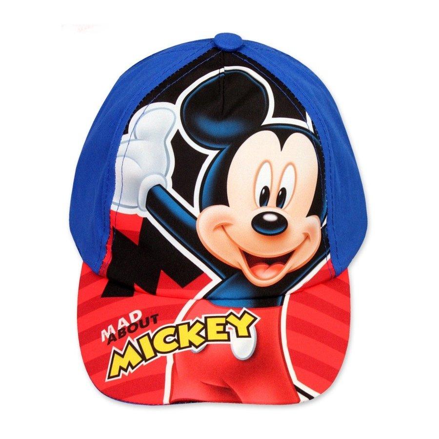 Šiltovka Mickey Mouse - Disney - modrá