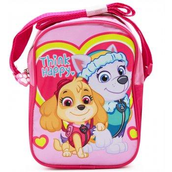 Dievčenská taška cez rameno Paw Patrol - Skye a Everest