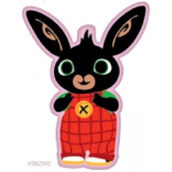 Tvarovaný vankúš Zajačik Bing Bunny - ružový