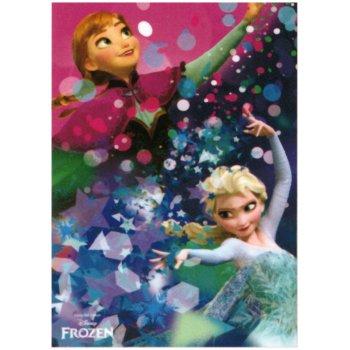 Fleecová deka Ľadové kráľovstvo - Anna a Elsa