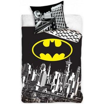 Bavlnené posteľné obliečky Batman - Shield Of Gotham