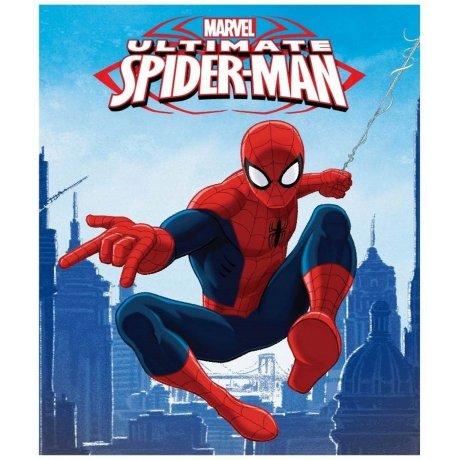 Detská fleecová deka Ultimate Spider-Man - MARVEL