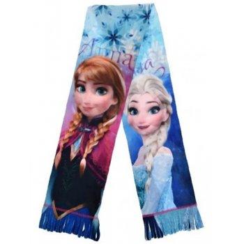 Dievčenský zimný šál Ľadové kráľovstvo - Frozen