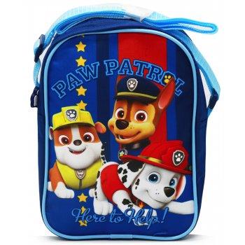 Chlapčenská taška cez rameno Paw Patrol - Here to Help!