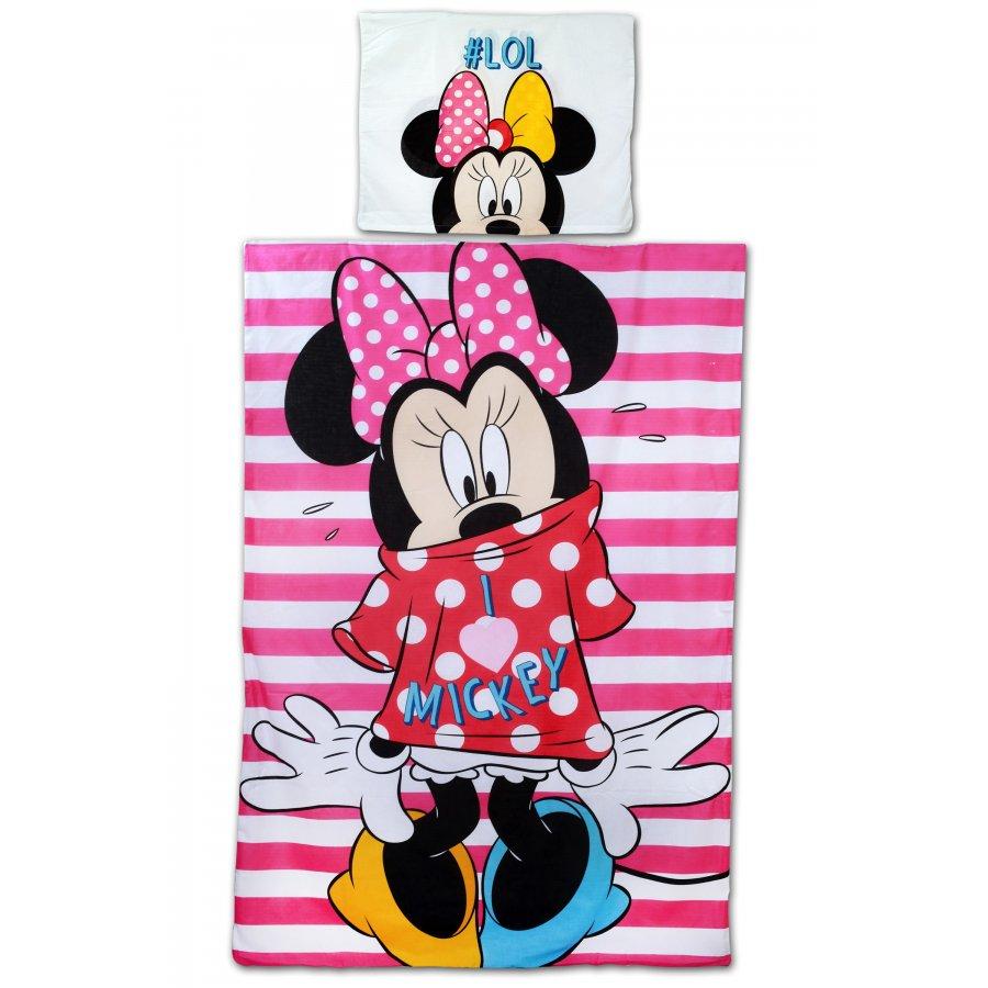 Bavlnené posteľné obliečky Minnie Mouse - Disney