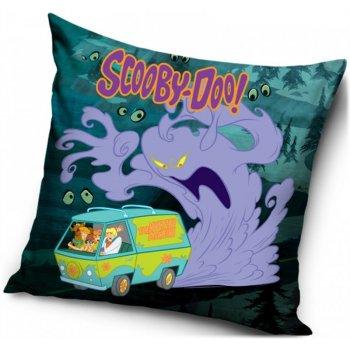 Povlak na vankúš Scooby Doo - Strašidelný výlet