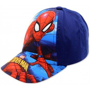 Detská šiltovka Spiderman - modrá