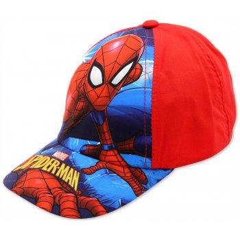 Detská šiltovka Spiderman - červená