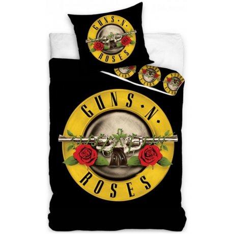 Bavlnené posteľné obliečky Guns N' Roses