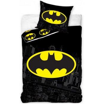 Bavlnené posteľné obliečky Batman - Gotham City