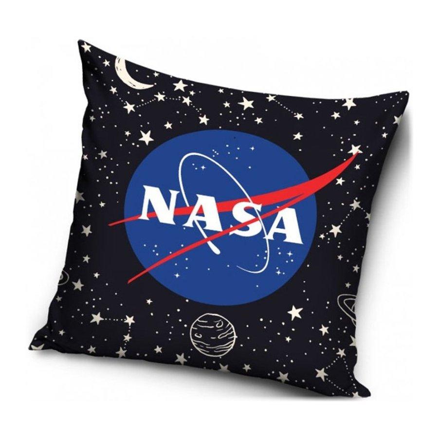 Povlak na vankúš NASA - čierny vesmír