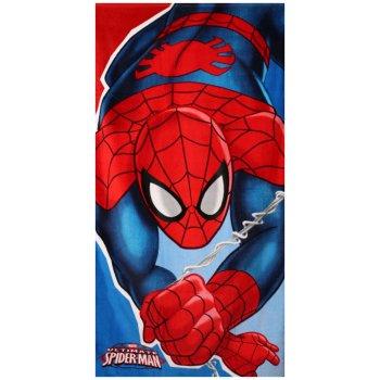 Bavlnená plážová osuška Spider-man