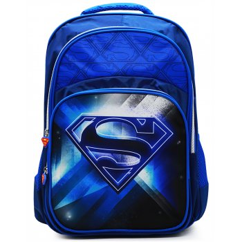 Chlapčenský školský batoh Superman