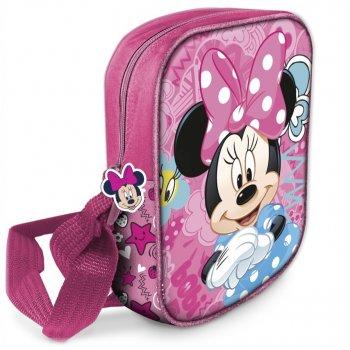 Taška cez rameno s 3D obrázkom Minnie Mouse - Disney