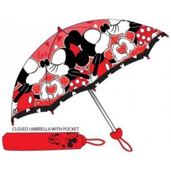 Detský skladací dáždnik Minnie Mouse - Disney