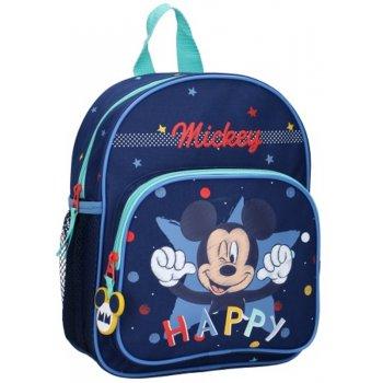 Detský batoh s predným vreckom Mickey Mouse - Happy
