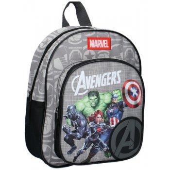 Detský batoh s predným vreckom Avengers