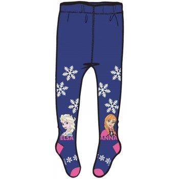 Dievčenské pančucháče Ľadové kráľovstvo - Frozen - modré
