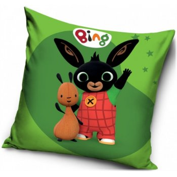 Povlak na vankúš Zajačik Bing a Flop