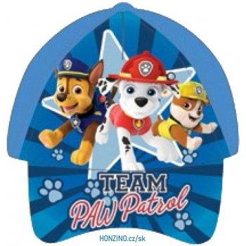 Chlapčenská šiltovka Team Paw Patrol (2 farebné varianty)