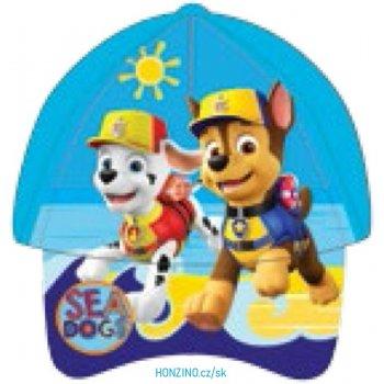 Chlapčenská šiltovka Paw Patrol - Sea Dog - svetlo modrá