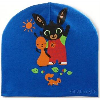 Chlapčenská jarná / jesenná čiapka Zajačik Bing