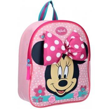 Detský batoh Minnie Mouse s mašľou - Disney