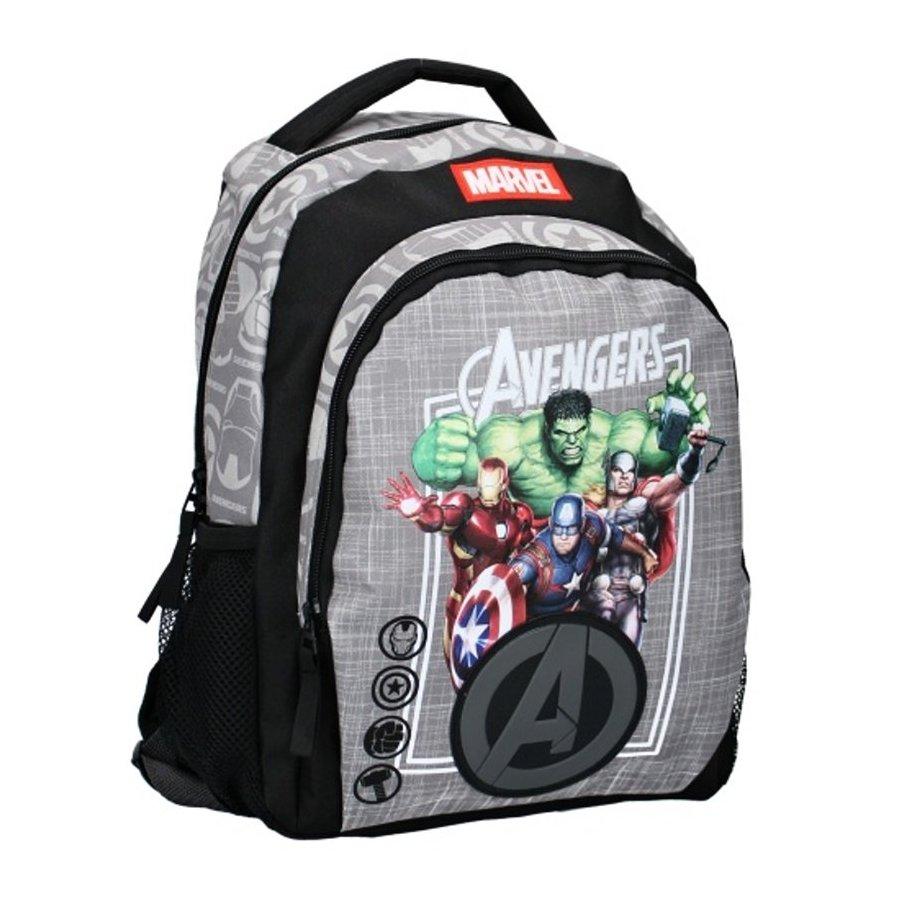 Veľký batoh s predným vreckom Avengers - MARVEL