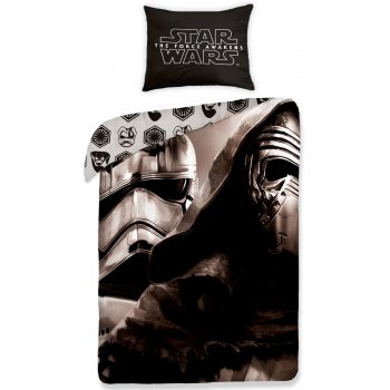 Bavlnené posteľné obliečky Star Wars: Sila sa prebúdza