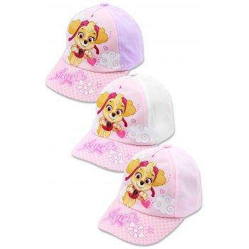 Detská šiltovka Paw Patrol - pre dievčatá