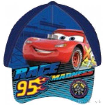 Chlapčenská šiltovka Autá 3 - Race Madness - tmavo modrá