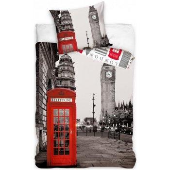 Bavlnené posteľné obliečky London