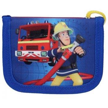 Detská peňaženka so šnúrkou na krk Požiarnik Sam