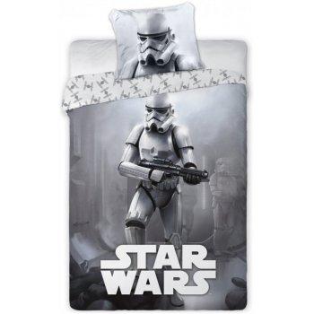 Bavlnené posteľné obliečky Star Wars - Stormtrooper