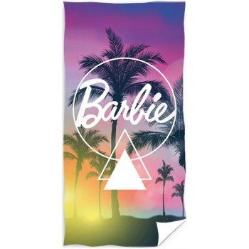Plážová osuška Barbie - Miami Beach