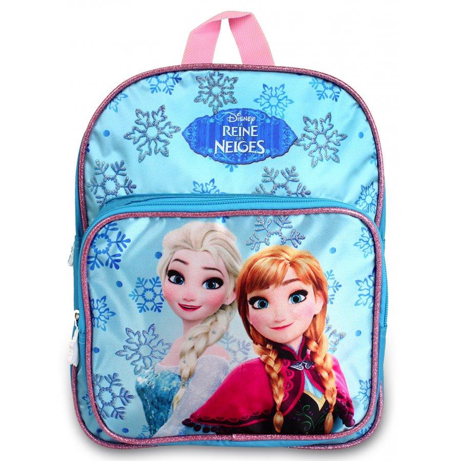 Detský batôžtek Ľadové kráľovstvo s predným vreckom