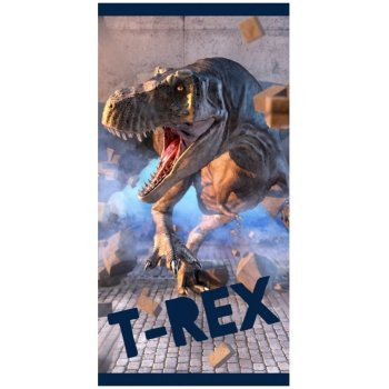 Bavlnená plážová osuška Tyranosaurus Rex