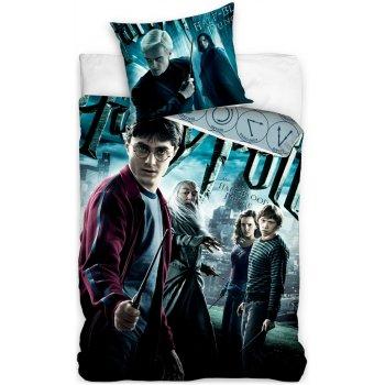 Bavlnené posteľné obliečky Harry Potter a princ dvojakej krvi