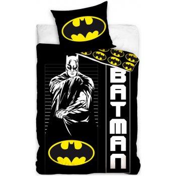 Bavlnené posteľné obliečky Batman strážca noci