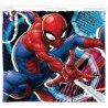 Detský flísový nákrčník / tunel na krk Spiderman - MARVEL. Z vonkajšej strany je povrch príjemne jemný s obrázkom komiksového a filmového superhrdinu Spidermana, z vnútornej strany je hrejivý a chlpatý materiál polar fleece. Veľkosť je univerzálna - pre deti.