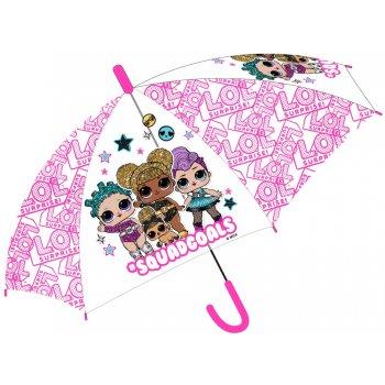 Dievčenský vystreľovací dáždnik L.O.L. Surprise