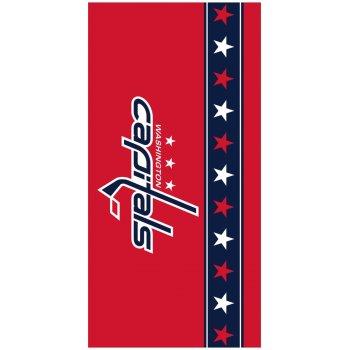Hokejová bavlnená osuška NHL Washington Capitals Belt