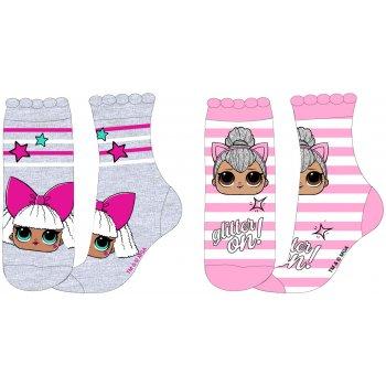 Dievčenské ponožky L.O.L. Surprise