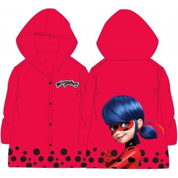 Dievčenská pláštenka Kúzelná lienka - Miraculous Ladybug