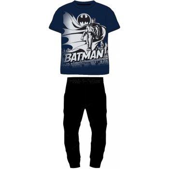 Pánske bavlnené pyžamo Batman - dlhé