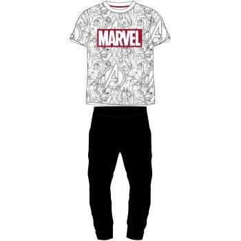 Pánske bavlnené pyžamo Avengers - MARVEL