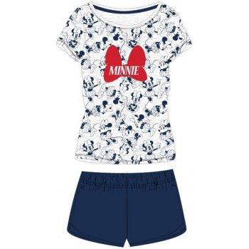 Dámske krátke pyžamo Minnie Mouse