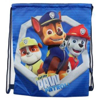 Vrecko na prezúvky Tlapková patrola - chlapčenské