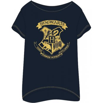 Dámske tričko na spanie Harry Potter - Hogwarts