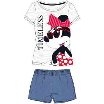 Dámske krátke pyžamo Minnie Mouse - Timeless